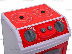 Игрушечная печка с аксессуарами, 6016, игрушки