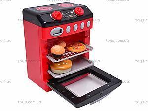 Игрушечная печка с духовкой, 3645
