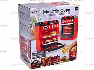 Игрушечная печка с духовкой, 3645, отзывы
