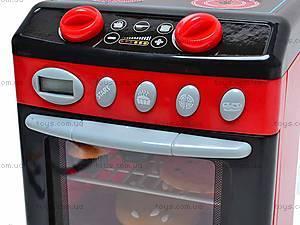 Игрушечная печка с духовкой, 3645, детские игрушки