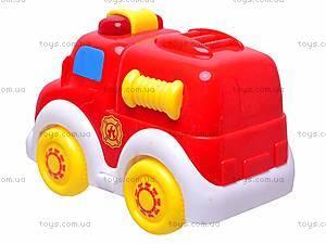 Игрушечная пожарная машина, 11017, купить