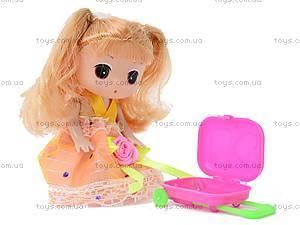 Игрушечная пони с куклой, ZH1303C, детские игрушки
