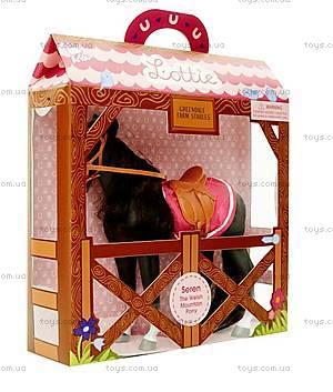 Игрушечная пони Lottie «Серен», LT021, детские игрушки