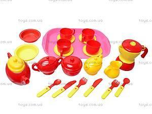 Игрушечная посуда с чайником, C0037, отзывы