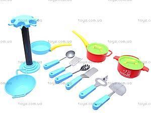 Игрушечная посуда «Юный кулинар», TX40820, фото