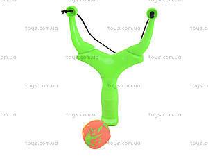 Игрушечная рогатка с мягкими мячиками, 317, фото
