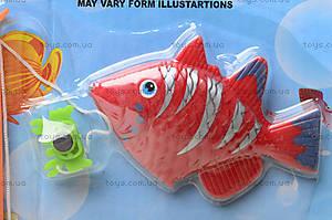 Игрушечная рыбалка для малышей, 121A, отзывы