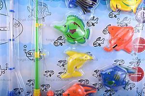 Игрушечная рыбалка «Морские жители», SFY-6514, фото