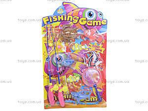 Игрушечная рыбалка «Океан», 2073