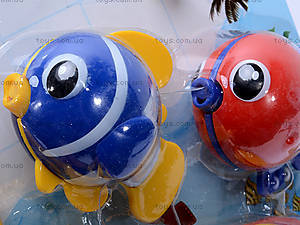Игрушечная рыбалка, с 3-мя рыбками, 981B, фото