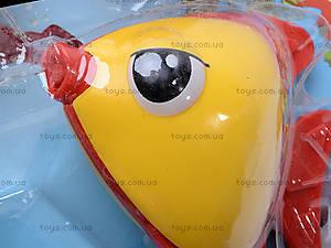 Игрушечная рыбалка, с 3-мя рыбками, 981B, отзывы