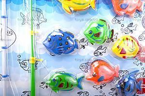 Игрушечная рыбалка с подсветкой, SFY-6510, фото