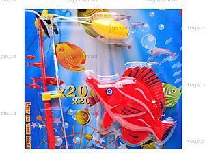 Игрушечная рыбалка с рыбками, E6-2, фото