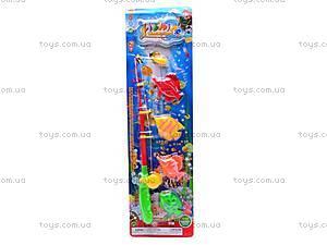 Игрушечная рыбалка с рыбками, E6-2
