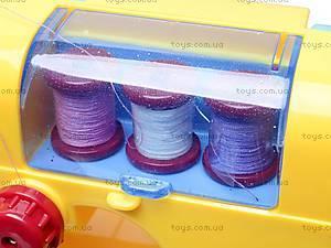 Игрушечная швейная машинка, 08001, отзывы