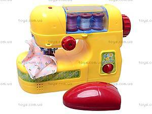 Игрушечная швейная машинка, 08001, игрушки