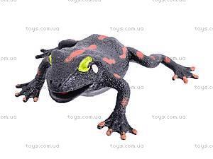 Игрушечная силиконовая лягушка, A006P, фото