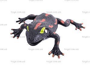 Игрушечная силиконовая лягушка, A006P, игрушки