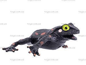 Игрушечная силиконовая лягушка, A006P, детские игрушки