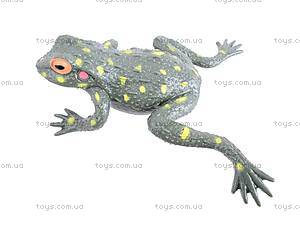 Игрушечная силиконовая лягушка, A006P, toys.com.ua