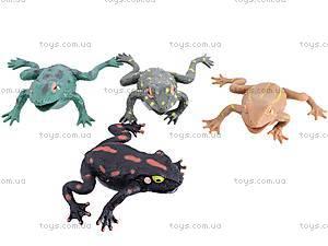 Игрушечная силиконовая лягушка, A006P, toys