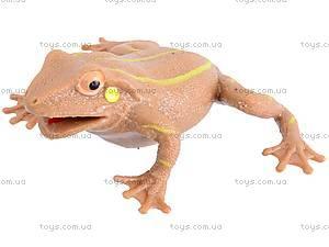 Игрушечная силиконовая лягушка, A006P, іграшки