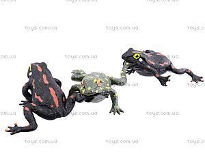 Игрушечная силиконовая лягушка, A006P, детский