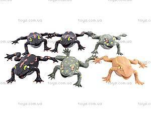 Игрушечная силиконовая лягушка, A006P