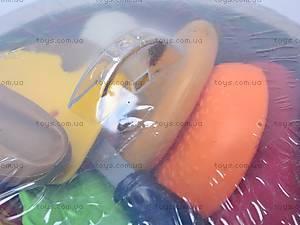 Игрушечная сковородка с продуктами, XG1075-1, фото
