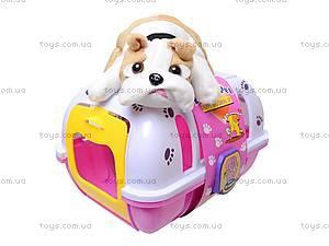 Игрушечная собака в чемодане, 114, фото
