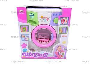 Игрушечная стиральная машинка, 20102101, отзывы