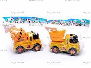 Игрушечная строительная техника, 588, игрушки