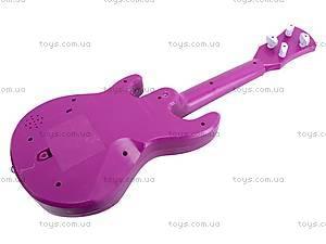Игрушечная струнная гитара, 8017, купить