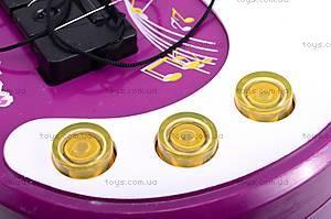 Игрушечная струнная гитара, 8017, цена
