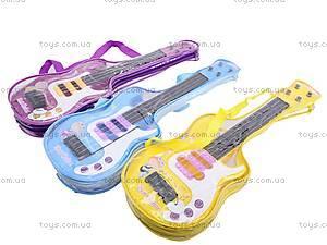 Игрушечная струнная гитара, 8017