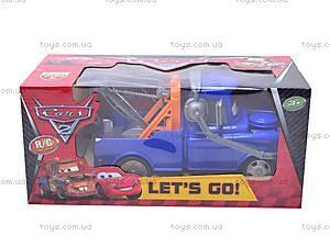 Игрушечная управляемая машина «Тачки», 6777-28, купить