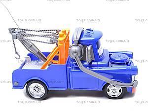 Игрушечная управляемая машина «Тачки», 6777-28, фото
