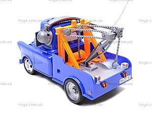 Игрушечная управляемая машина «Тачки», 6777-28, игрушки