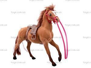 Игрушечная велюровая лошадь, 336, цена