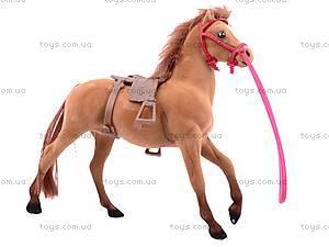 Игрушечная велюровая лошадь, 336, игрушки