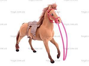 Игрушечная велюровая лошадь, 336, магазин игрушек