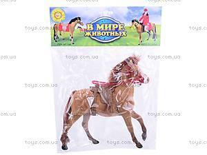 Игрушечная велюровая лошадь, 336