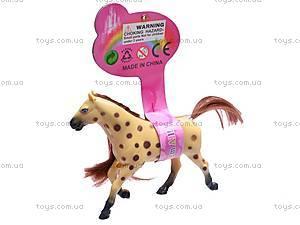 Игрушечная велюровая лошадка, 880-1, цена