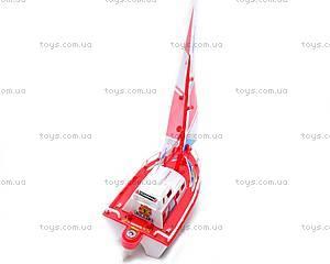 Игрушечная яхта, A538C, купить