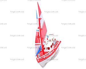 Игрушечная яхта, A538C, фото