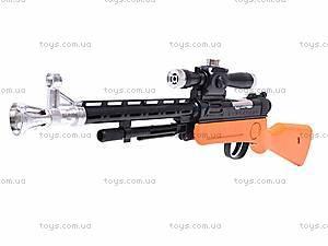 Игрушечное десткое ружье, AF131, отзывы