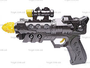Игрушечное музыкальное оружие, 5579-4