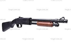 Игрушечное ружье с пульками, 615, фото