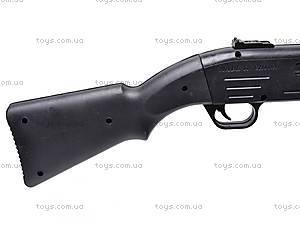 Игрушечное ружье с пульками, 615, игрушки