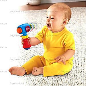 Игрушечный молоточек со звуком, V5640, фото
